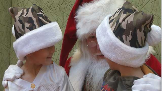 Kids Share Last Minute Wishes With Santa
