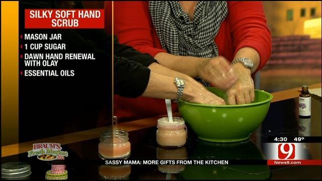 Silky Soft Hand Scrub