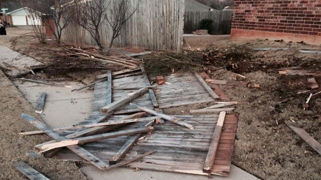 Driver Arrested For DUI After Crashing Into Fence In Norman