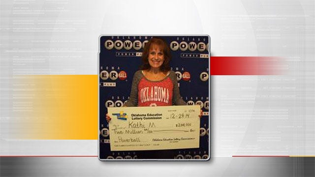 Mustang Woman Becomes Millionaire With Winning Powerball Ticket