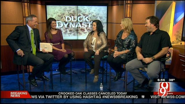 'Duck Dynasty' Stars In OKC For Book Signing Event