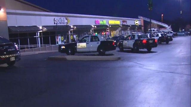 Police Arrest Suspect In Burglary At OKC Shopping Center