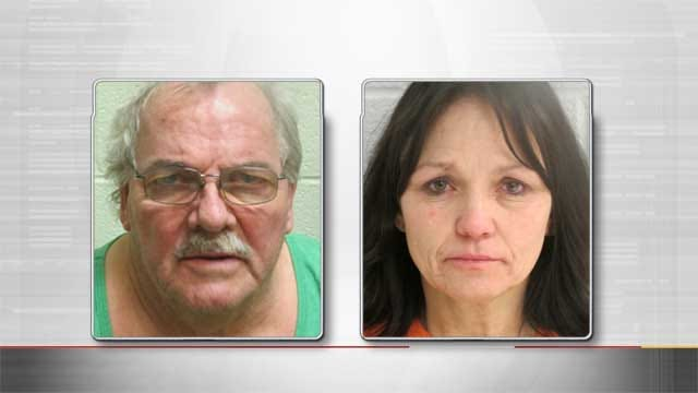 Enid Police Arrest Two For Possession Of Meth Near School