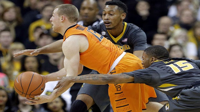 Forte's Heroics Help Cowboys Top Mizzou In Thriller