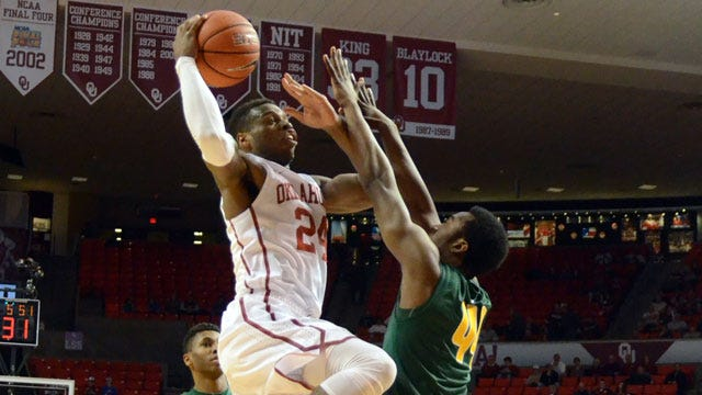 Sooners Close 2014 With Win Over George Mason