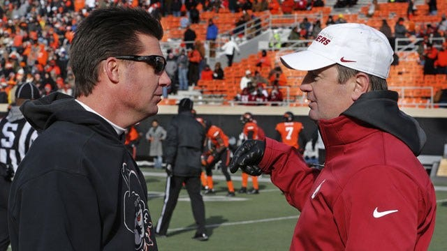 Bedlam Football: Cowboys' Rise Has Added To Bedlam Excitement