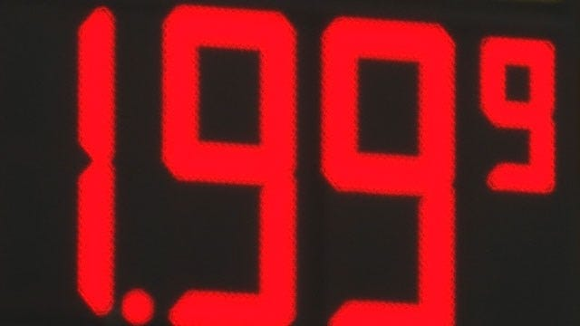 Drivers Rejoice! OKC Home To Cheapest Gas In US