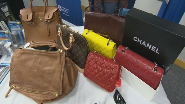 Federal Authorities Warn Against Counterfeit Goods During Holidays