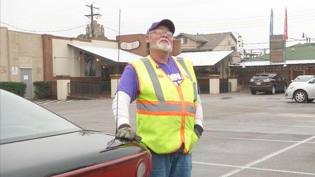 Norman Parking Lot Attendant Gets Christmas Surprise