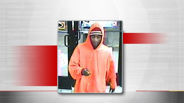 OKC Police Release Photo Of Suspect Who Robbed Taxi Driver