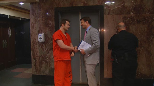 Bond Set For OKC Man Accused Of Planning To Poison Pregnant Ex-Girlfriend