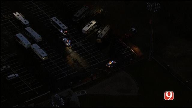 Emergency Crews Respond To Fatal Accident On OU Campus