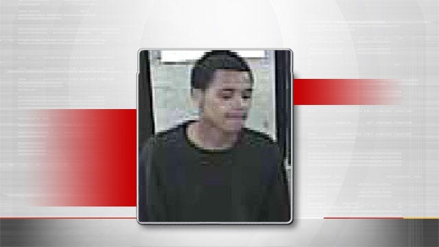 OKC Police Release Photo Of Armed Robbery Suspect