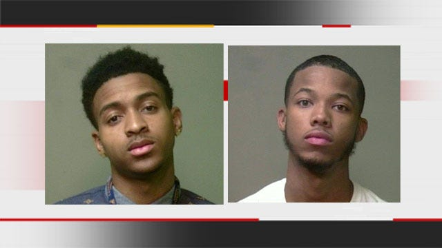 Two Arrested, Two On The Run After N. OKC Shooting