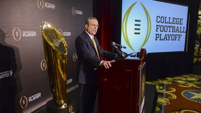 College Football Playoff: Thoughts About The Final Four and the Big 12