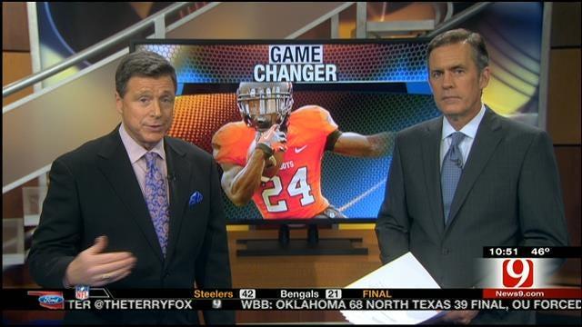 Oklahoma Ford Sports Blitz: December 7