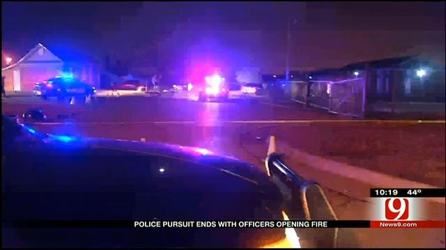 Police: Suspect Dies After Being Shot By Officers In NE OKC