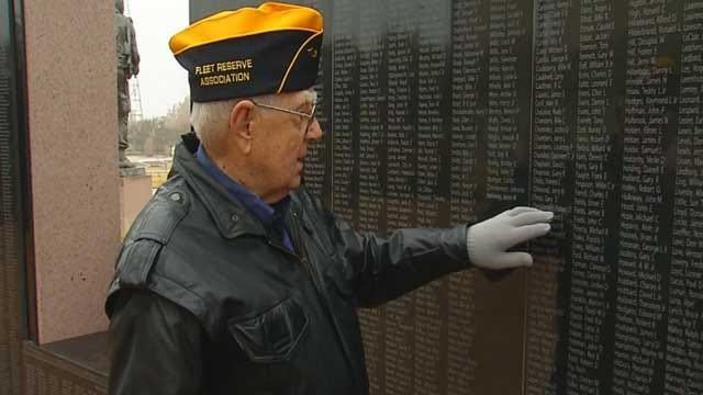 Veterans In OKC Remember Lives Lost On The USS Oklahoma
