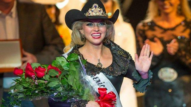 Alva Native Crowned 2015 Miss Rodeo America
