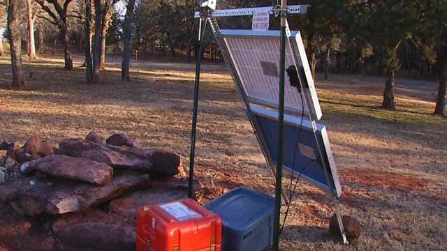 New Quake Detector To Track Guthrie After Recent Rattles
