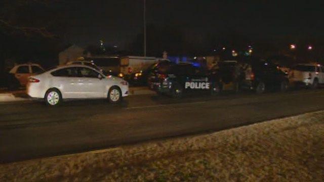 Police Standoff Ends With Arrest In Southwest OKC Neighborhood