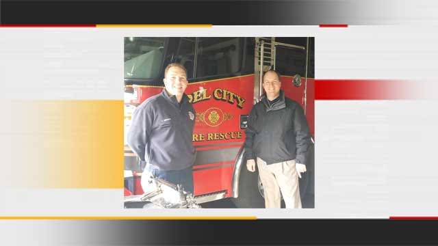 OKC Franchisee Donates 4,000 Batteries To Local Fire Departments