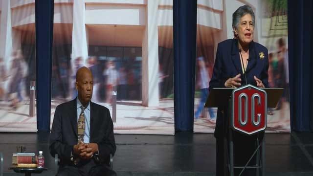 Two 'Little Rock Nine' Members Speak At Oklahoma Christian University
