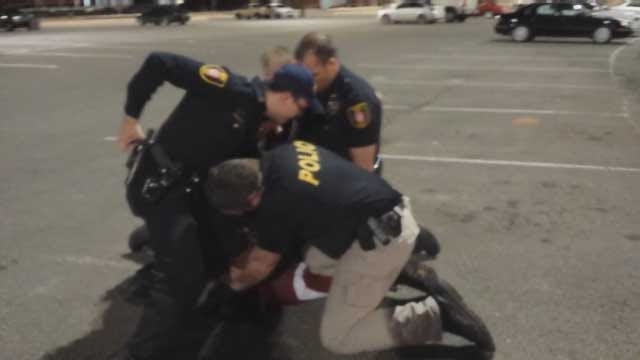 Lawyer Releases Video Of Man's Death In Police Custody In Moore