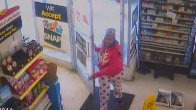 OKC Police: Woman Threatens Store Manager After Stealing Beef Jerky