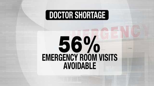What's Up Doc? Rural Health Care Provider Shortage