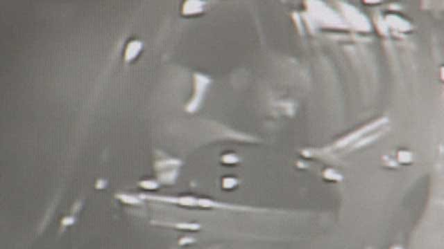 OKC Police Search For Car Thief, Caught On Camera At Drive Thru