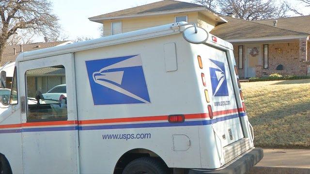 Edmond Postal Worker Accused Of Trafficking Drugs