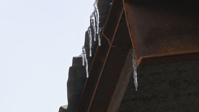 Emergency Personnel Warn About Subzero Temperatures Across OK
