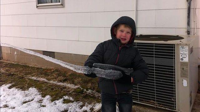 News 9 Viewers Share Thursday Snow Day Photos