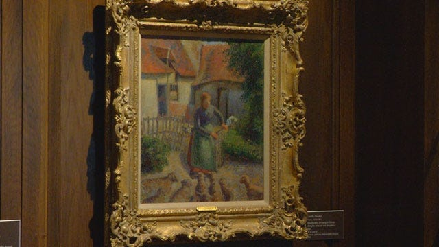 State Lawmaker Petitions OU To Return Painting