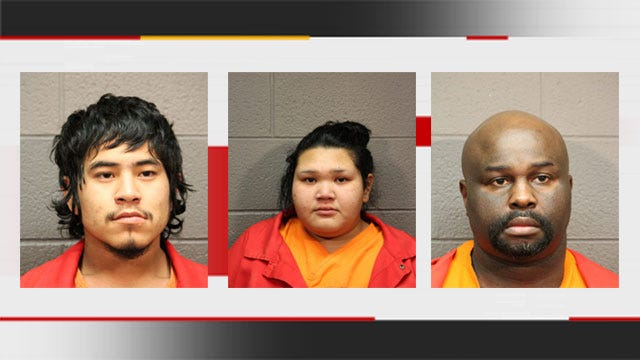 Arrests Made In Two Lawton Murders