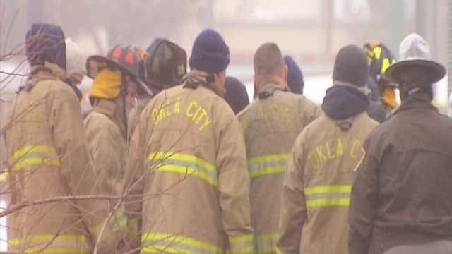 Off-Duty Firefighter Killed In South OKC Rollover Identified