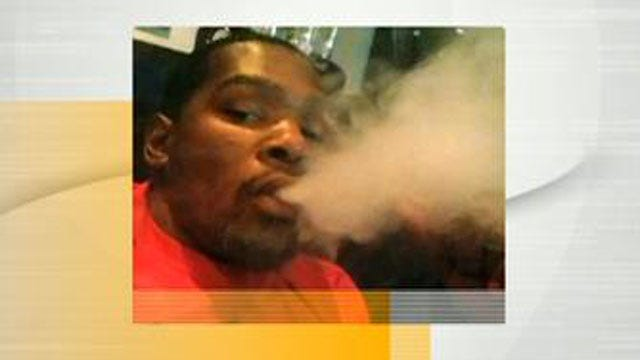 Kevin Durant Says Phone Hacked; Photos Leaked Online