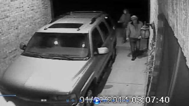 Police Seek Suspects Wanted In SE OKC Auto Burglary