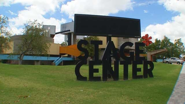 Local Artist Laments Loss Of OKC's Stage Center