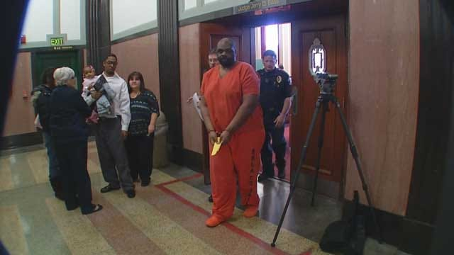 Del City Man Pleads Guilty To Murdering Toddler, Apologizes