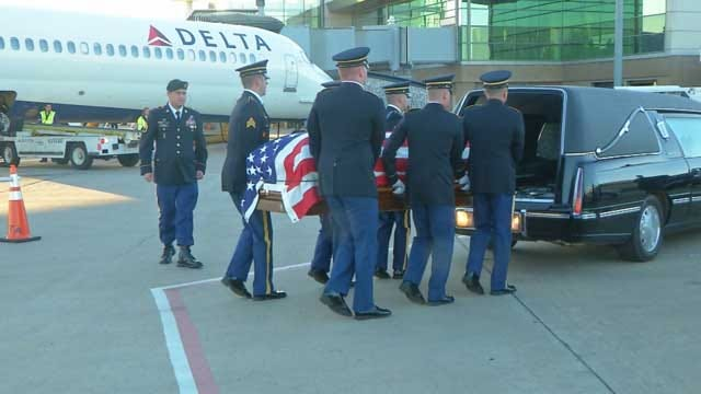 Remains Of Oklahoma Soldier Returned After More Than 60 Years