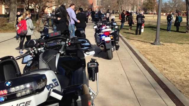 OU President: No Evidence Of Shooting On Norman Campus