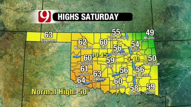 High Fire Danger And Warming Trend To Continue