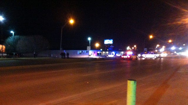 One Person In Serious Condition After Hit-And-Run In SE OKC