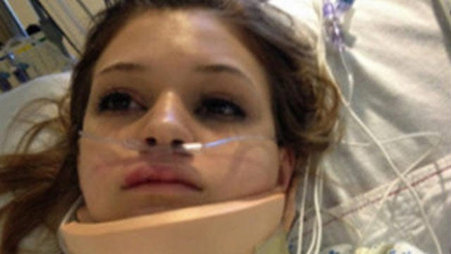 Texas Teen Survives 3,500 Foot Skydiving Accident Fall In Chickasha