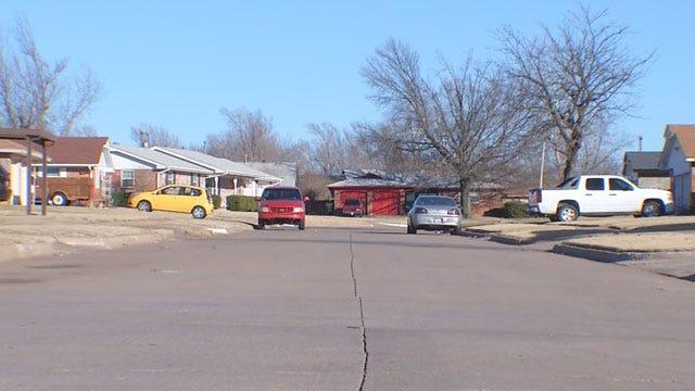Midwest City Neighborhood Plagued By String Of Burglaries