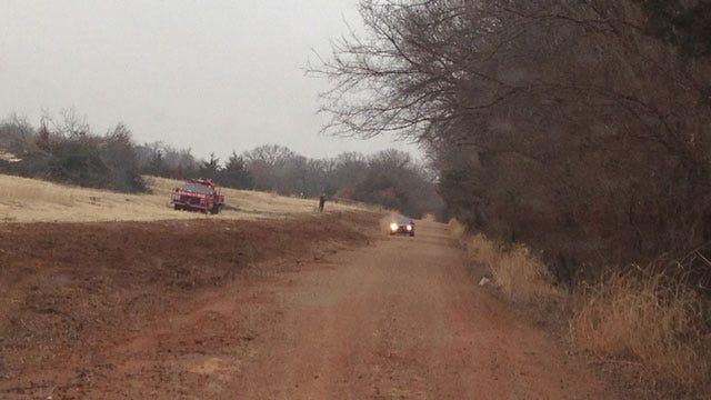 OSBI Investigating Burned Body Discovered In Rural Logan County