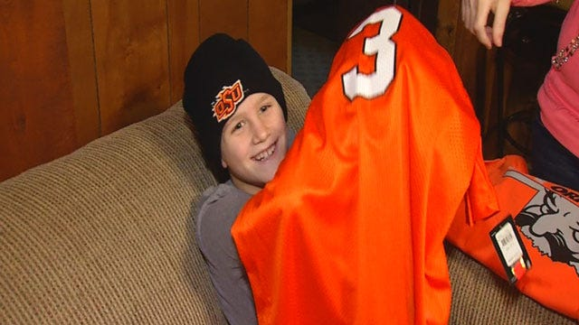 Shawnee Boy Battling Rare Form Of Prostate Cancer