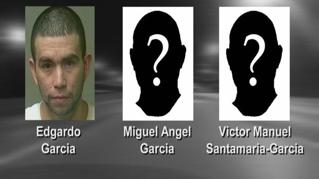 3 Accused Of Stabbing Man To Death, Dumping His Body Near Edmond